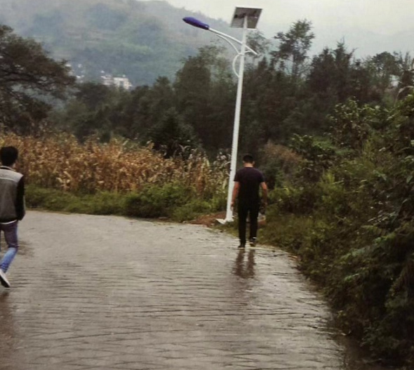 Neuestes Design der Solar Street Light